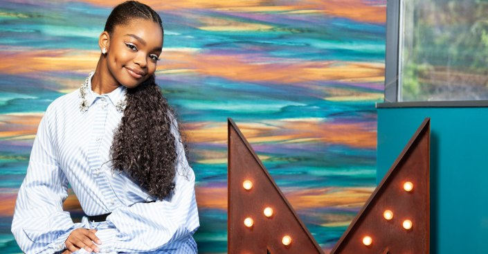 'Little' Big Shot: At Just 14, Marsai Martin Is a Hollywood Mogul in the Making