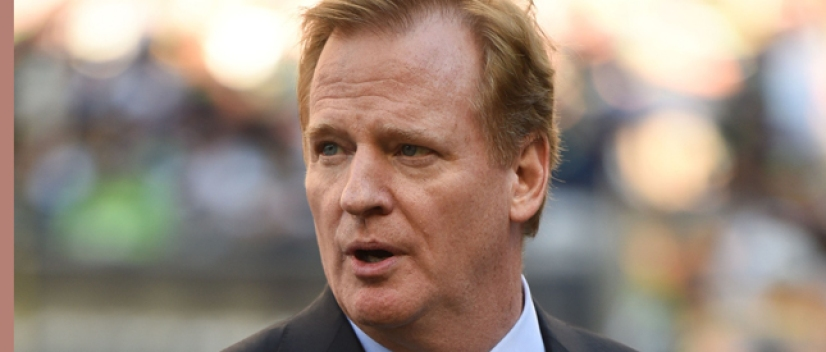 Goodell Gives Update on Antonio Brown, 17-game Season, NFL Officiating and More